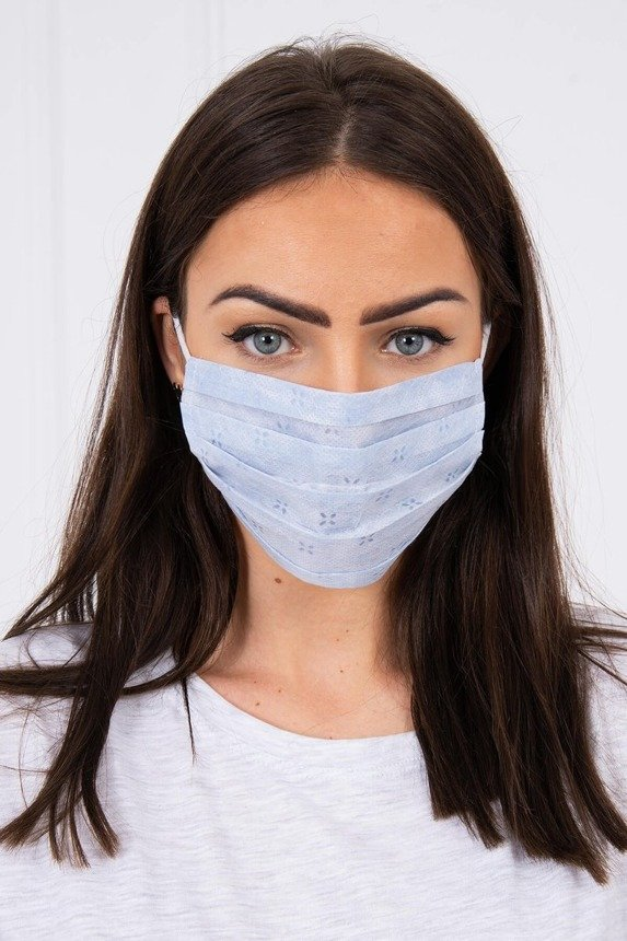 Disposable surgical mask 3-layers with filter