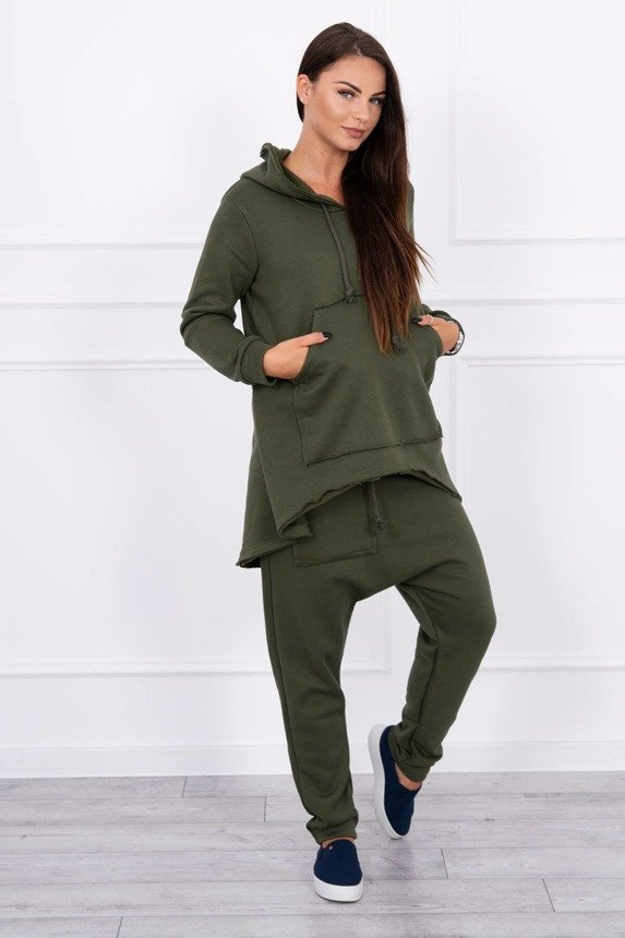 Set with pants Baggy khaki