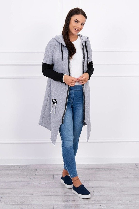 Sweatshirt Fashion gray