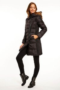 Down jacket 243 black