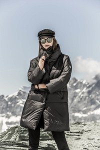 Down jacket 265 black