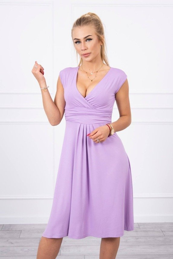 8288 Dress purple