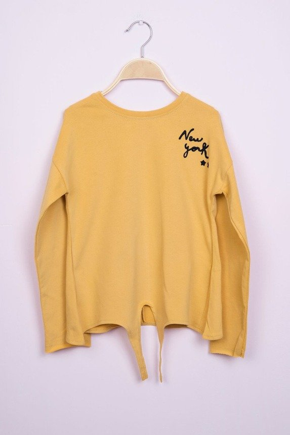Blouse New Jork mustard (4 pcs.)