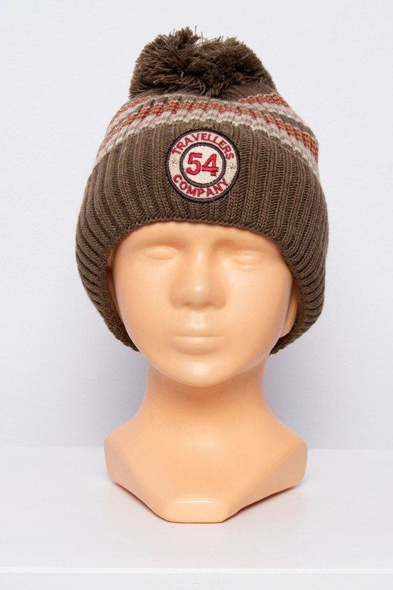 Cap K83 brown