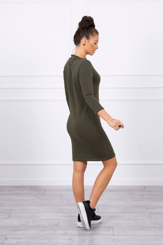 Dress Classical khaki