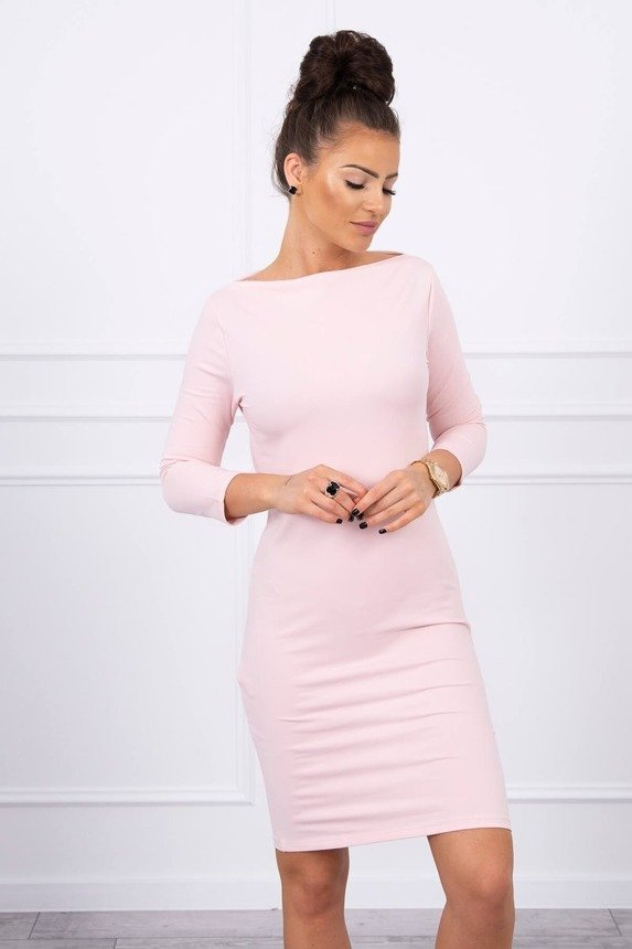 Dress Classical light powder pink