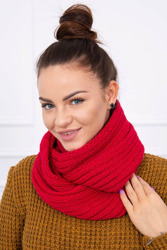 Scarf 117 red