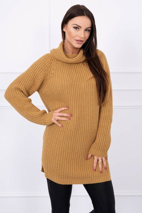 Sweater Melon camel