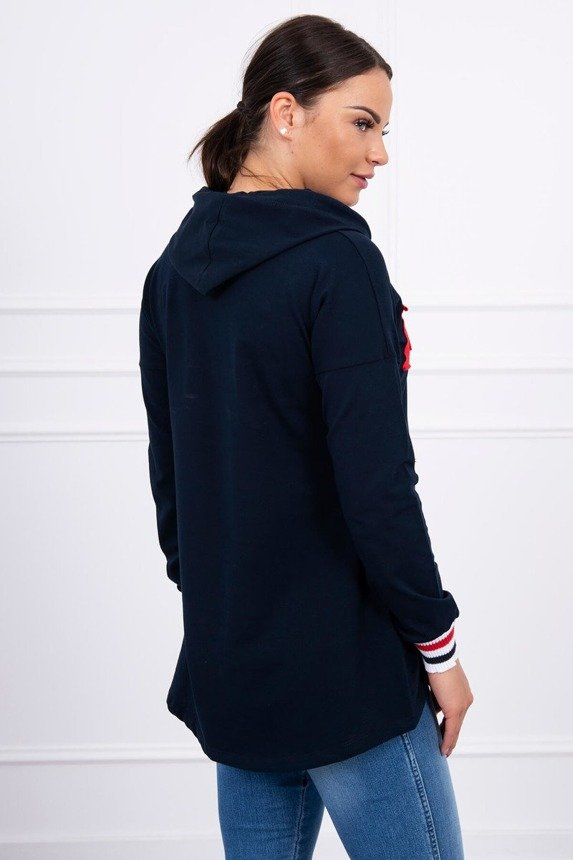 Sweatshirt Amazing navy blue