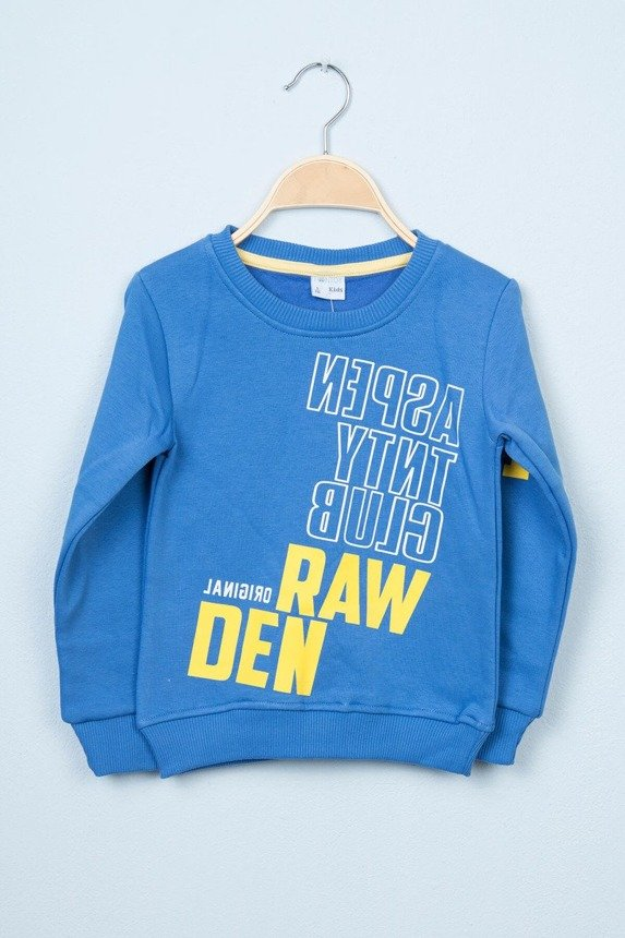 Sweatshirt Aspen Club blue (4 pcs.)