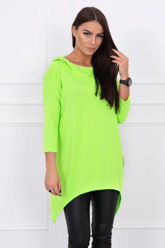 Sweatshirt Bike green neon