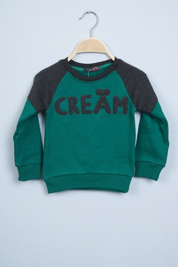 Sweatshirt Cream green (4 pcs.)