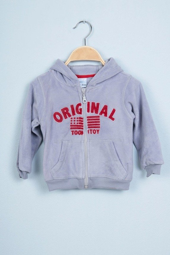 Sweatshirt Original gray (4 pcs.)