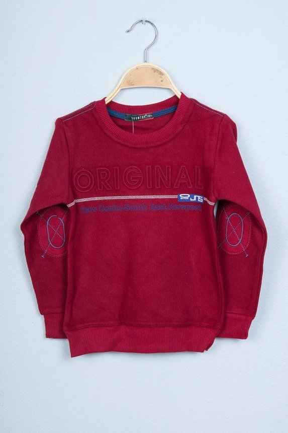 Sweatshirt denim south burgundy (4 pcs.)