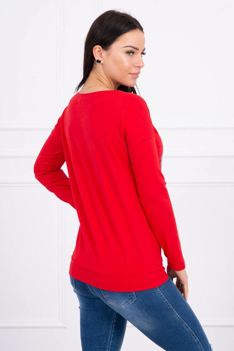 odzież damska w przebojowych kolorach