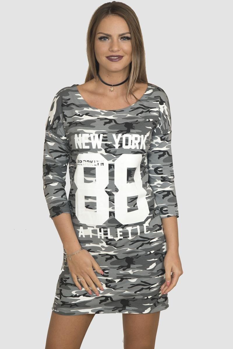 sukienki bluzki z panujacymi trendami